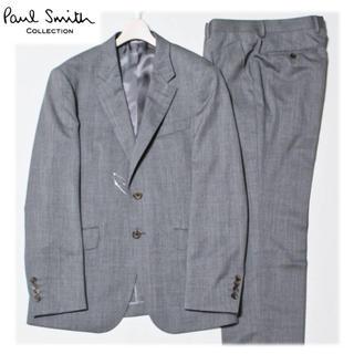 ポールスミス(Paul Smith)の《ポールスミスコレクション》新品 2Bセットアップ 高級スーツ 灰 L(W82)(セットアップ)