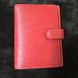 ルイヴィトン(LOUIS VUITTON)のルイヴィトの手帳カバー(手袋)