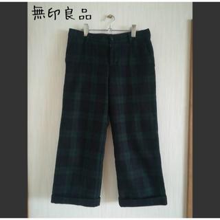 ムジルシリョウヒン(MUJI (無印良品))の無印良品 タータンチェック パンツ(その他)