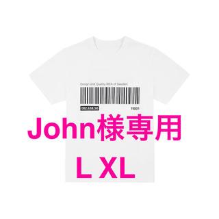 イケア(IKEA)のJohn様専用(Tシャツ(半袖/袖なし))