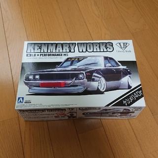 アオシマ(AOSHIMA)のリバティーウォーク  ケンメリ4Dr(模型/プラモデル)