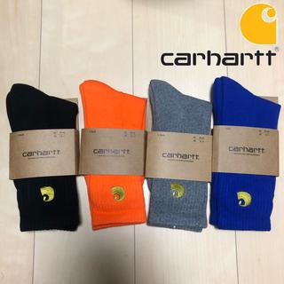 カーハート(carhartt)の【新品未使用】Carhartt カーハート ソックス 靴下(ソックス)