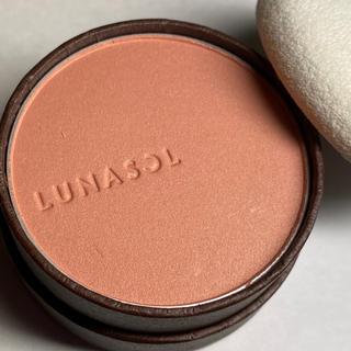 LUNASOL - ソフトコントラスティングチークス