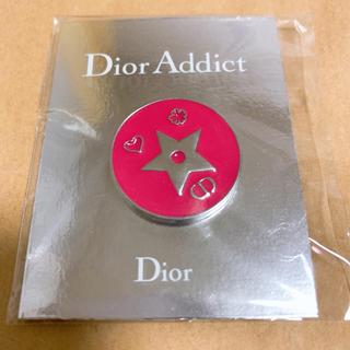 ディオール(Dior)のDior ノベルティ ピンバッジ(ノベルティグッズ)