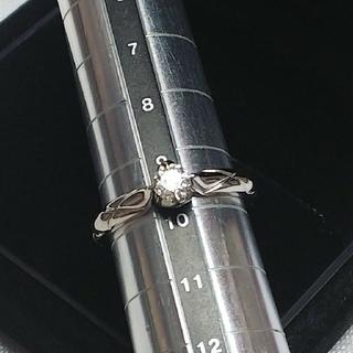 シャネル(CHANEL)のシャネル マトラッセ ダイヤ0.25ct/仕上げ済み(リング(指輪))