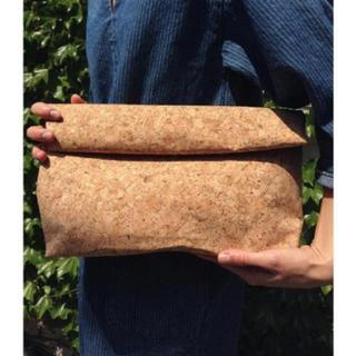 トゥデイフル(TODAYFUL)のTODAYFUL コルククラッチバッグ ハンドバッグ 手持ちカバン 鞄 秋冬(クラッチバッグ)