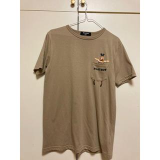 ジェイダ(GYDA)のgyda×playboyコラボTシャツ(Tシャツ/カットソー(半袖/袖なし))