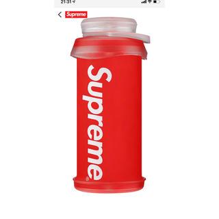 シュプリーム(Supreme)のシュプリーム ボトル HydraPak Stash™ 1.0L Bottle 赤(水筒)