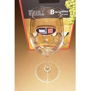 リーデル(RIEDEL)のリーデル 1個 ワイングラス BRAVISSIMO 白ワイン(グラス/カップ)