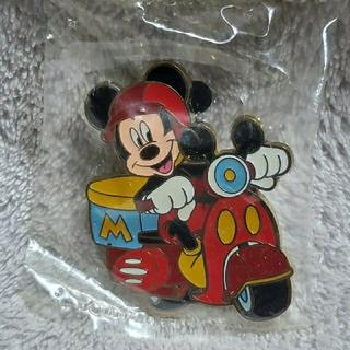 ミッキーマウス(ミッキーマウス)の香港ディズニーランド ミッキー ピンバッジ(バッジ/ピンバッジ)