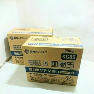 ユキジルシメグミルク(雪印メグミルク)の●雪印メグミルク 毎日骨ケアMBP 10本×6箱 60本 ブルーベリー風味(その他)