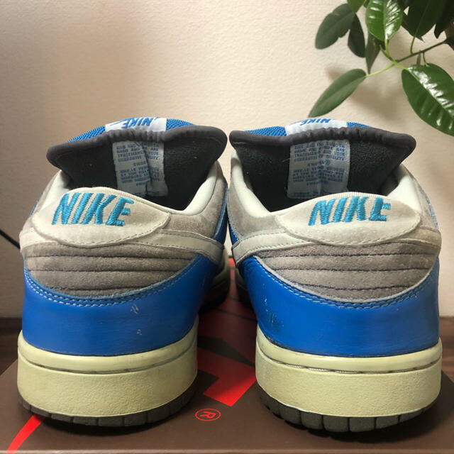 NIKE(ナイキ)のNIKE DUNK LOW PRO SB アクアチョーク ダンク AJ1 メンズの靴/シューズ(スニーカー)の商品写真