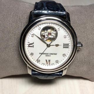 フレデリックコンスタント(FREDERIQUE CONSTANT)のフレデリックコンスタント レディース ハートビート(腕時計)