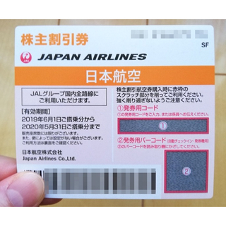 JAL 株主優待(その他)