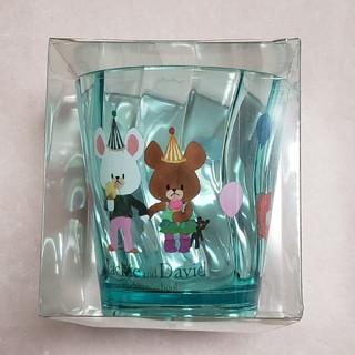 クマノガッコウ(くまのがっこう)のくまのがっこう ウェーブクリアカップ(グラス/カップ)