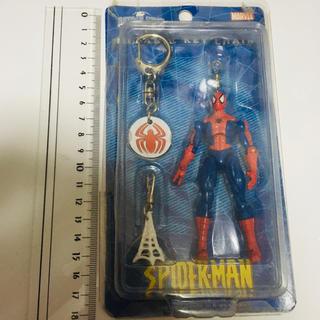 ユニバーサルスタジオジャパン(USJ)のUSJ スパイダーマン ムーバブルキーチェーン(アメコミ)