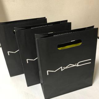 マック(MAC)のMAC☆ショッパーセット(ショップ袋)