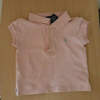 【RALPH LAUREN】キッズ ポロシャツ ピンク(Tシャツ/カットソー)
