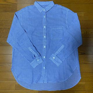 ムジルシリョウヒン(MUJI (無印良品))のシャツ MUJI無印良品(シャツ/ブラウス(長袖/七分))