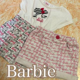 バービー(Barbie)のBarbie(2点セット)(ワンピース)