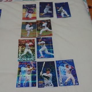 カルビー(カルビー)のプロ野球チップス カード(スポーツ選手)