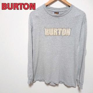 BURTON バートン グレー  ロンT