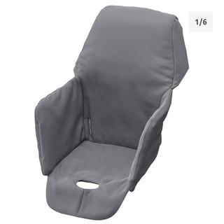 イケア(IKEA)のIKEA ハイチェア用クッション入りシートカバー ラングール(その他)