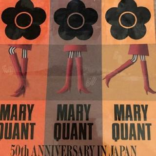 マリークワント(MARY QUANT)のマリクアアニバーサリーショップ袋(その他)