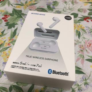 スリーコインズ(3COINS)の3coins Bluetooth ワイヤレスイヤホン 新品未使用 ブルートゥース(ヘッドフォン/イヤフォン)