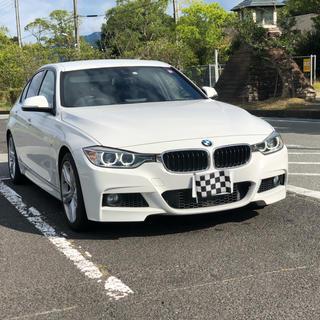 ビーエムダブリュー(BMW)の✰✰  F30 BMW 320i Ⅿスポーツ 黒本革シート  ✰✰(車体)