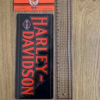 ハーレーダビッドソン(Harley Davidson)の新品 ⑩Harley-Davidson ハーレーダビッドソン 純正ステッカー(ステッカー)