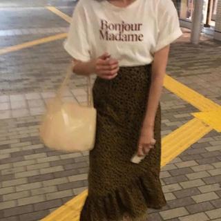 フーズフーチコ(who's who Chico)のMellow neon Tシャツ♡(Tシャツ/カットソー(半袖/袖なし))