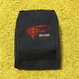ビームス(BEAMS)のビームスゴルフ シューズケース シューズバッグ(その他)