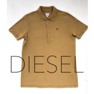 ディーゼル(DIESEL)の【おしゃれカラー】DIESEL ディーゼル ポロシャツ ビジカジ メンズ(ポロシャツ)