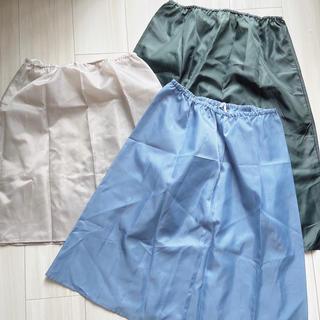 サマンサモスモス(SM2)のサマンサモスモス ペチコート 3枚セット(ひざ丈スカート)