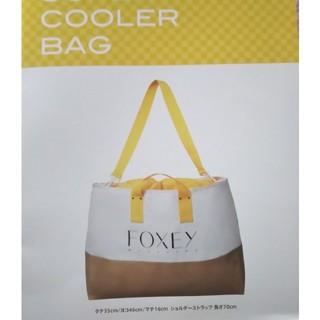 フォクシー(FOXEY)のFOXEY ノベルティ レジカゴバッグ エコバッグ(エコバッグ)