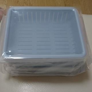 フェリシモ(FELISSIMO)のフェリシモ冷凍レンジ容器2個セット(容器)