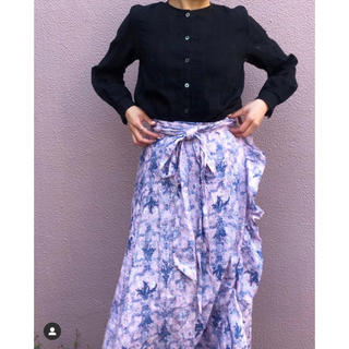 イザベルマラン(Isabel Marant)のイザベルマランエトワール ピンク 柄マキシスカート🦩❤︎(ロングスカート)