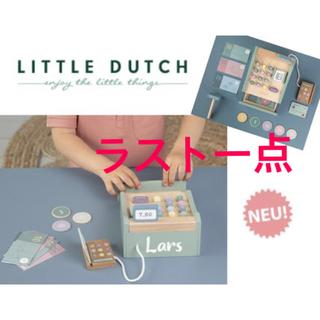 イケア(IKEA)の①little Dutch リトルダッチ  木製レジセット おままごと(知育玩具)