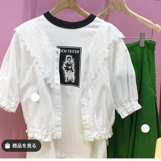 レイビームス(Ray BEAMS)のray beams Tシャツ(Tシャツ(半袖/袖なし))