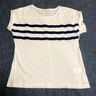 ビームス(BEAMS)のボーダー Tシャツ トップス(Tシャツ(半袖/袖なし))