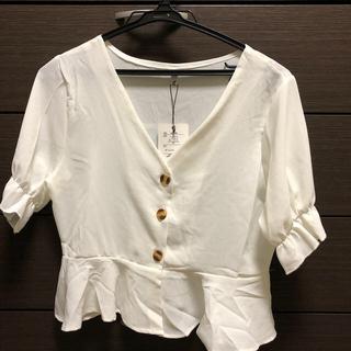 グレイル(GRL)の新品 カットソー(Tシャツ/カットソー(七分/長袖))