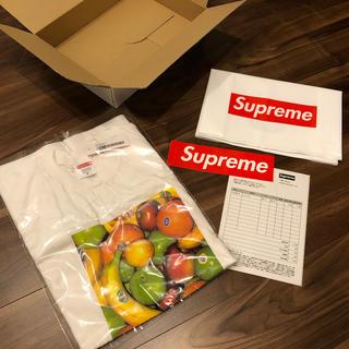シュプリーム(Supreme)のSupreme Fruit Tee(Tシャツ/カットソー(半袖/袖なし))
