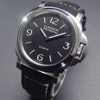 パネライ(PANERAI)の 国内正規品 美品 Q番 パネライ サンドイッチ文字盤 PAM00560  (腕時計(アナログ))