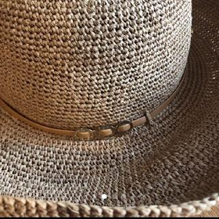 ヘレンカミンスキー(HELEN KAMINSKI)のヘレンカミンスキー  versaille クロッシェ(麦わら帽子/ストローハット)