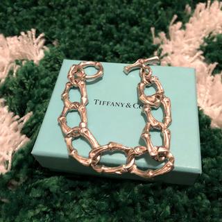 Tiffany & Co. - tiffany ブレス バンブー トグルブレスレット