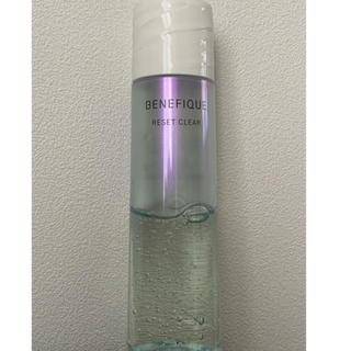 ベネフィーク(BENEFIQUE)のベネフィーク リセットクリア(ブースター/導入液)