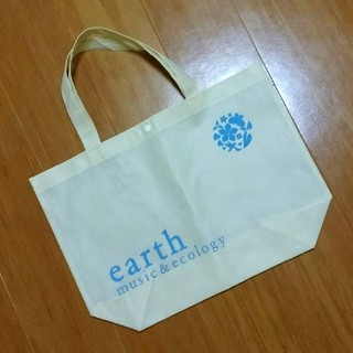 アースミュージックアンドエコロジー(earth music & ecology)のearth music & ecoIogy ショップ袋(ショップ袋)