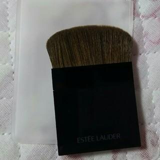エスティローダー(Estee Lauder)のエスティローダー チークブラシ 携帯用(その他)