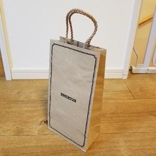 ビルケンシュトック(BIRKENSTOCK)のBIRKENSTOCK(ビルケンシュトック) ショップ紙袋 大&小セット(ショップ袋)